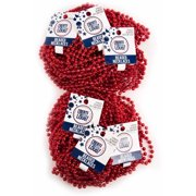 Horizon Group USA Create Out Loud Red 8 Pc Beaded Necklaces, 6 Sets