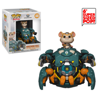 "Funko POP! Games: Overwatch S5 - 6"" Wrecking Ball"