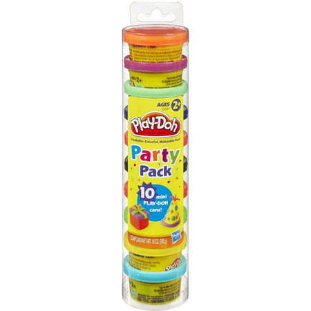Play-Doh Mini 10 Count Party Pack, 10 - Play Doh Party