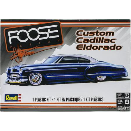 Plastic Model Kit-Custom Cadillac Eldorado 1:25