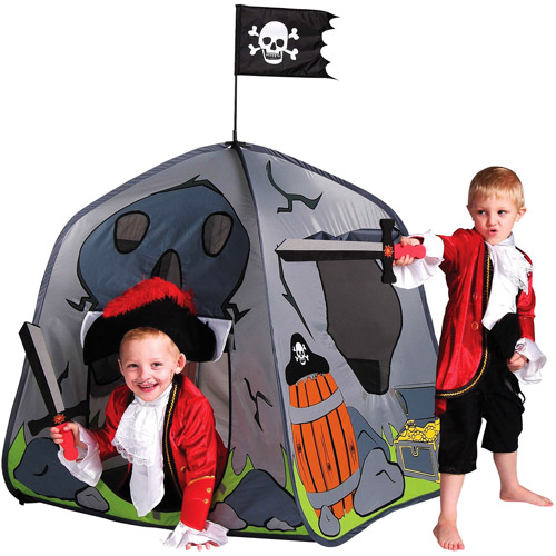Pirate Pop-Up Tent  sc 1 st  Walmart & Pirate Pop-Up Tent - Walmart.com