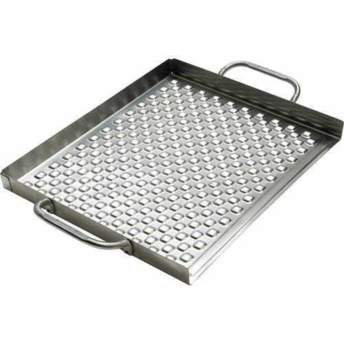 Onward Grill Pro Stainless Steel Flat Grill Topper