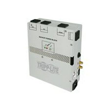 Tripp Lite AV550SC 550VA Audio/Video Backup Power Block ()
