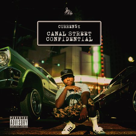 Canal Street Confidential (CD) (explicit)