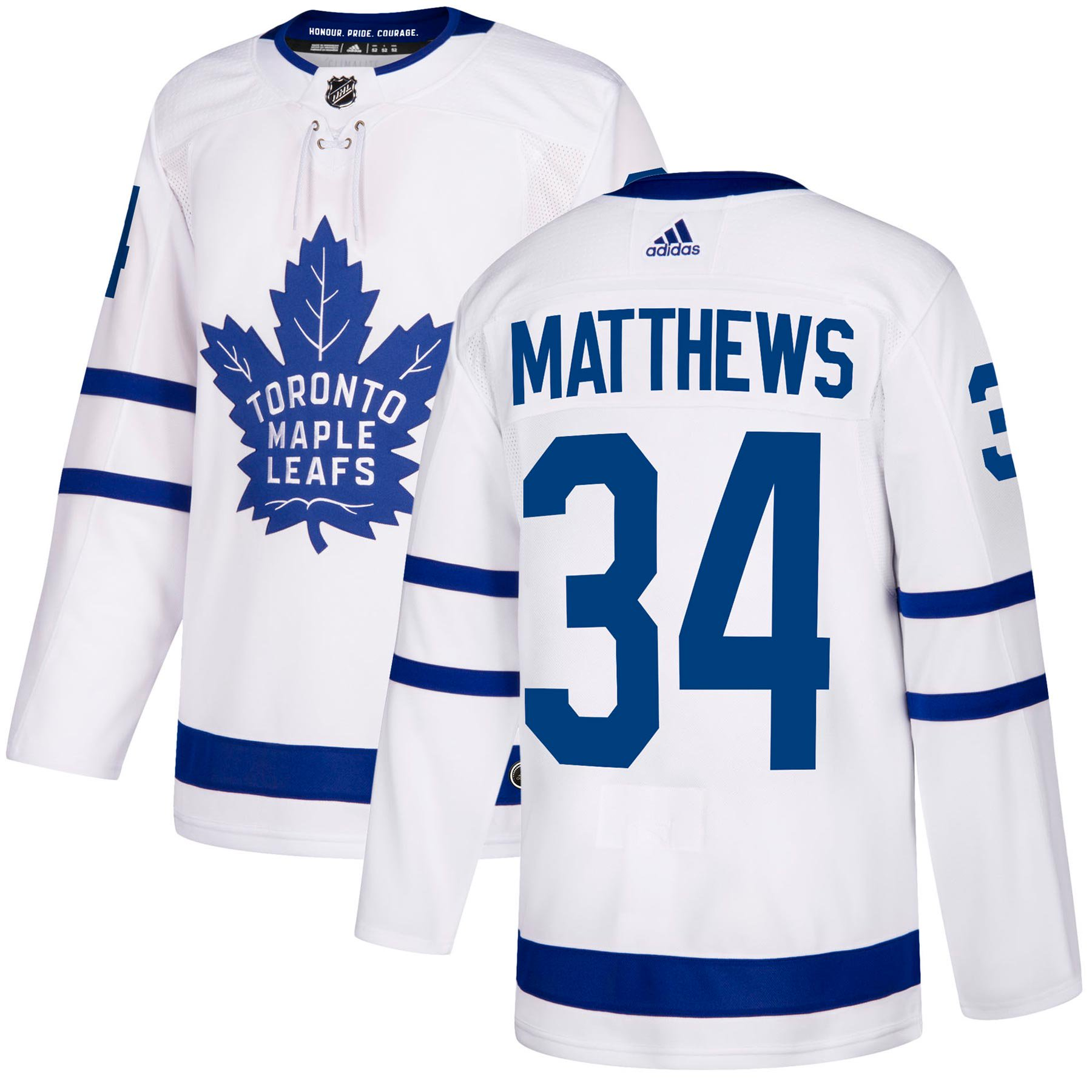 best service 30167 15245 Auston Matthews Toronto Maple Leafs adidas NHL Authentic Pro ...