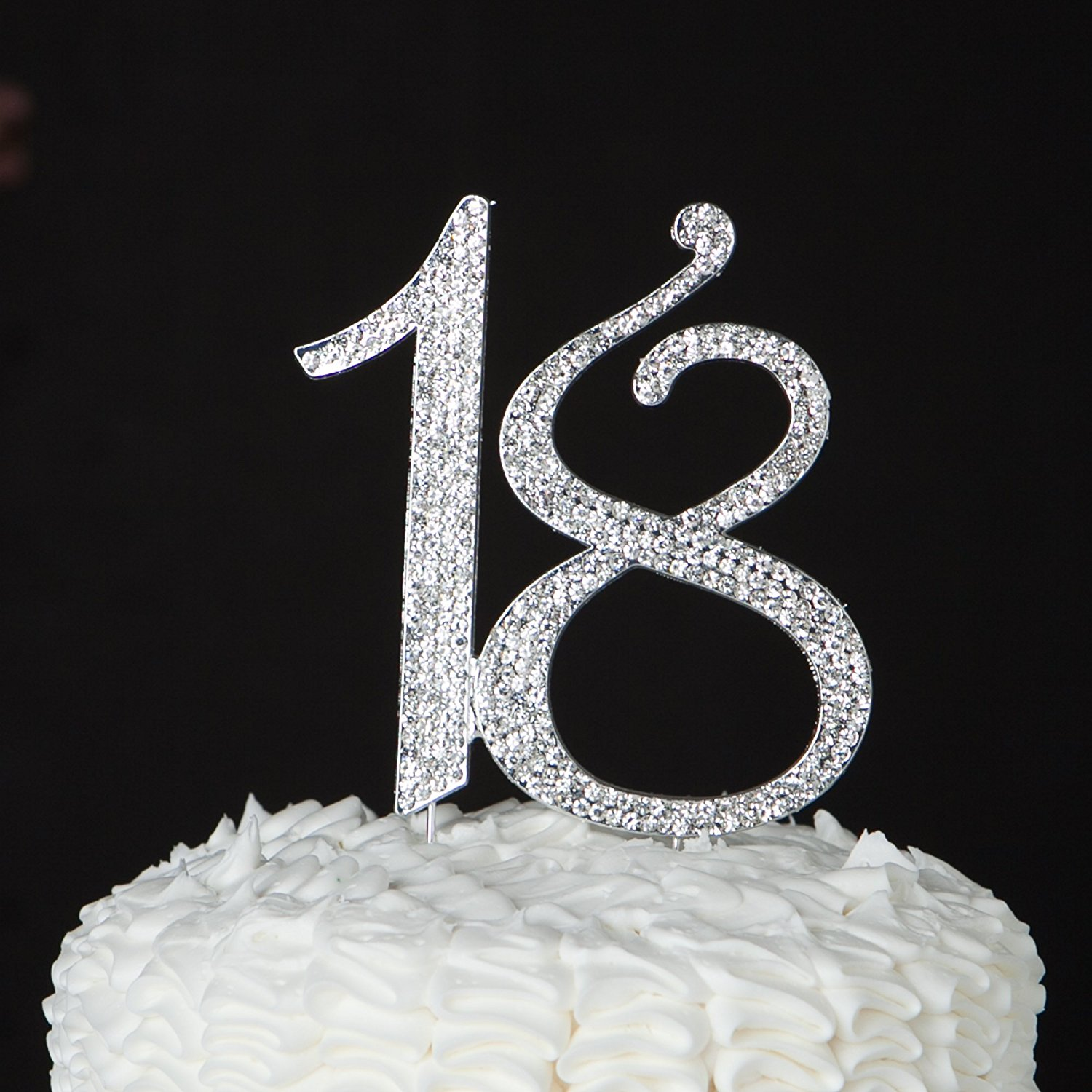 18 Cake Topper 18th Birthday Party Supplies Decoration Ideas