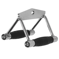 MB502RG Seated Row/Chin Bar Combo(rubber grip)