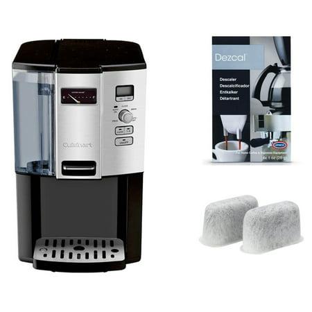 Cuisinart Coffee Maker 12 Cup Instructions : Cuisinart 12-cup Programmable Coffeemaker Kit - Walmart.com