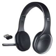 Logitech H800 Wireless Stereo Headset Noise-Canceling Microphone, Refurbished