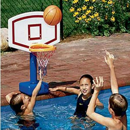 Jammin Poolside Swimming Pool Basketball Game (Swimming Basketball)