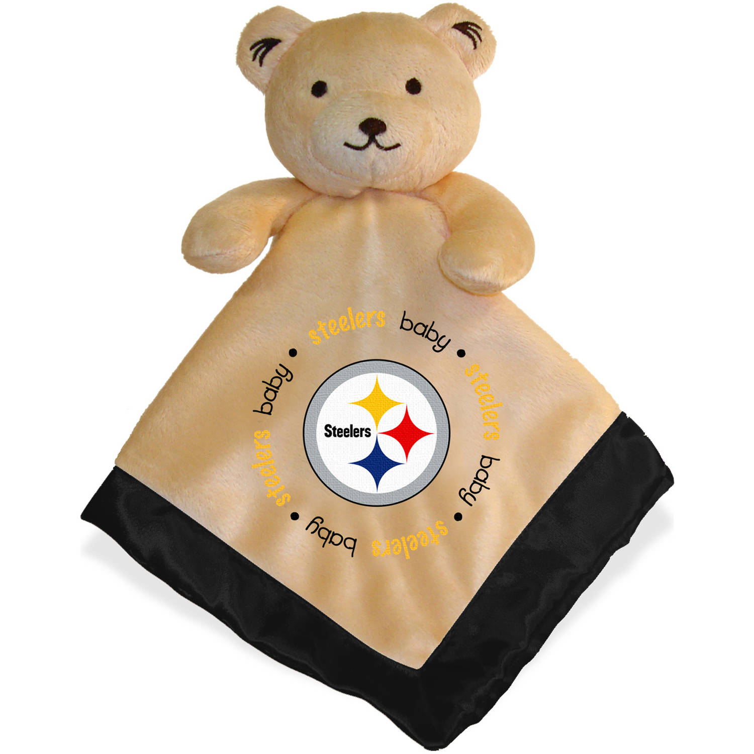 Baby Fanatic Snuggle Bear, Pittsburgh Steelers