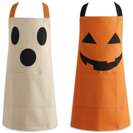 DII Halloween Children Apron, 17x21
