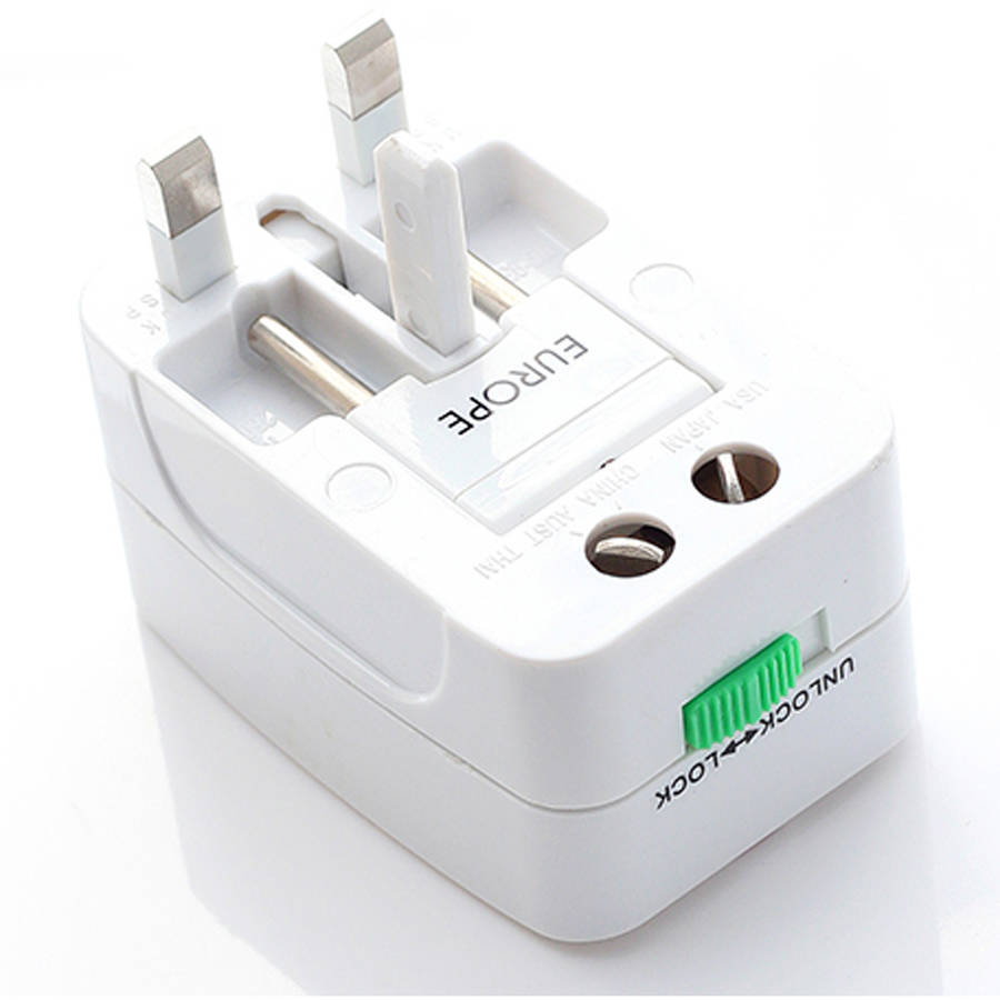 Xtreme Universal Travel Adapter by ETCBUYS INC.