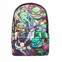 18.5 Teenage Mutant Ninja Turtles Canvas Backpack School Travel Pack