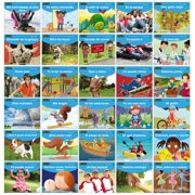 Newmark Learning NL-4568 Early Rising Physical Development Spanish Readers