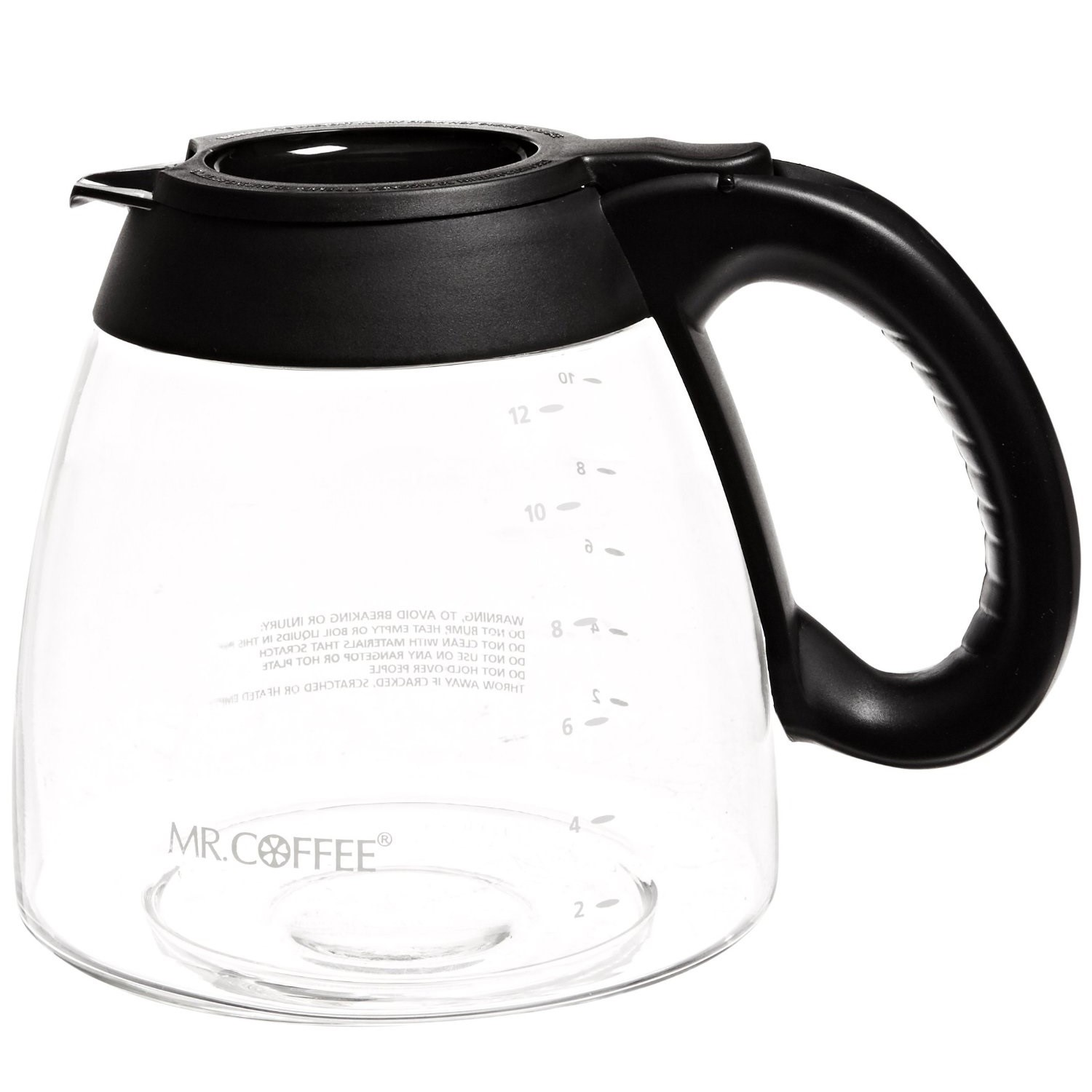 Mr. Coffee 12-Cup Replacement Coffee Carafe (ISD13)