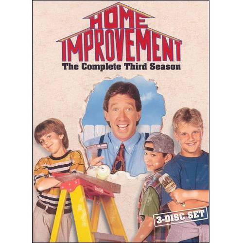 Home Improvement: The Complete Third Season (Full Frame)