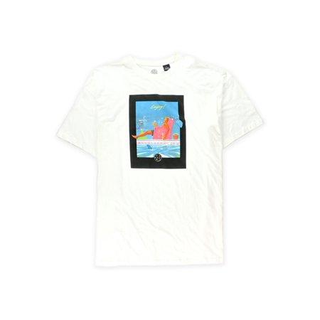 a38c788fe Maui & Sons - Maui & Sons Mens Enjoy Maui Graphic T-Shirt - Walmart.com
