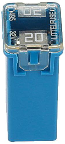 Littelfuse JCAS20BP JCASE 495 Series Automotive Type Cartridge Fuse