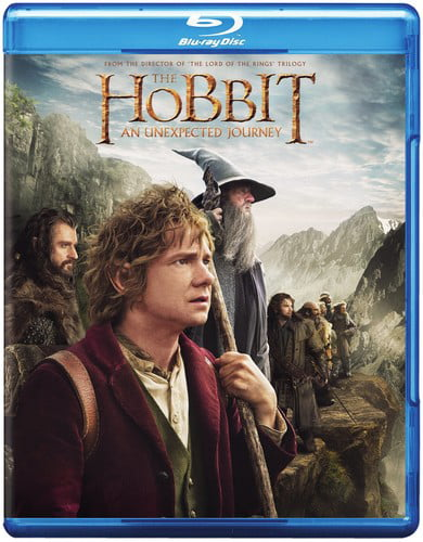 The Hobbit: An Unexpected Journey (Blu-ray + DVD) by NEW LINE