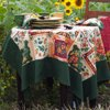 April Cornell Tile Tablecloth