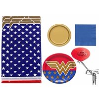 Wonder Woman 24 Guest Party Pack