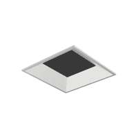 "Tech Lighting EN3SLB-O Entra 3"" Square Flangeless Bevel Recessed Trim"