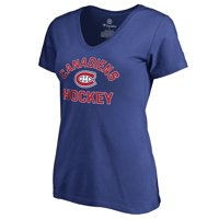 Montreal Canadiens Women's Overtime T-Shirt - Royal
