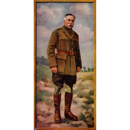 An Appreciation of Great Britain 1917 Sir Douglas Haig Canvas Art - Unknown (18 x 24)