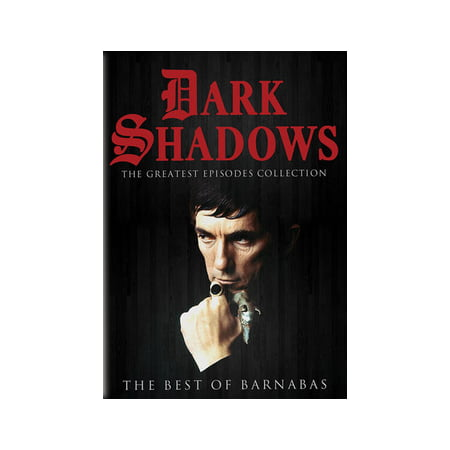 Dark Shadows: The Best of Barnabas (DVD)