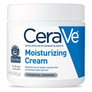 CeraVe Moisturizing Cream, Face and Body Moisturizer, 16 oz