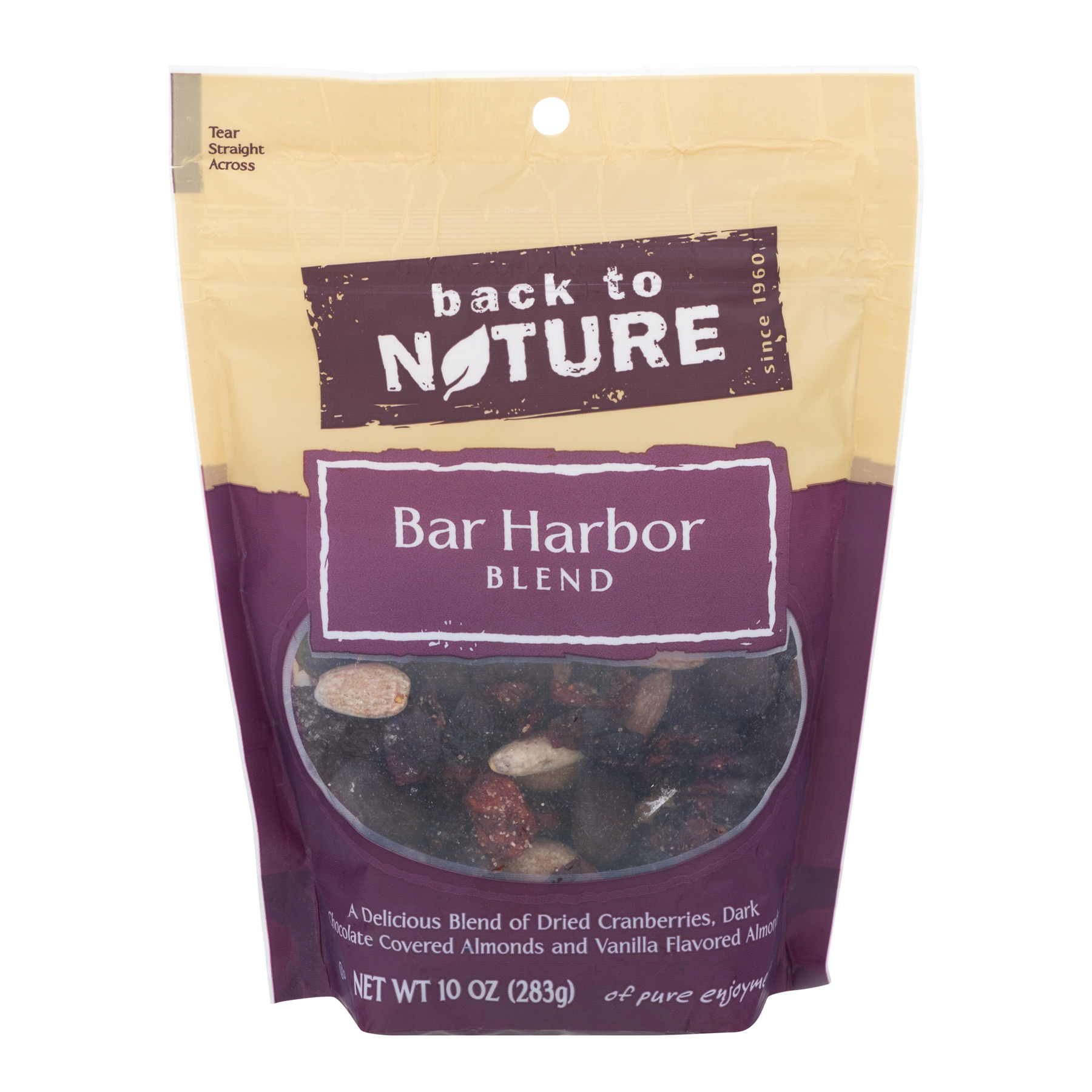 Back To Nature Bar Harbor Blend, 10.0 OZ