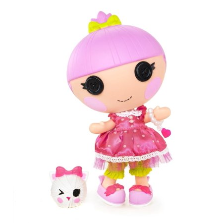 Lalaloopsy Littles Doll - Trinket Sparkles, Adorable Lalaloopsy Littles dolls By MGA - Lalaloopsy Sugar Crumb Doll