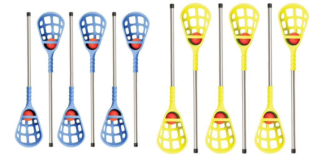 Rhino Skin Lacrosse Set by Champion Sports