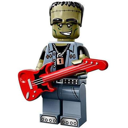 LEGO Minifigure Series 14 71010 HALLOWEEN MONSTERS - MONSTER ROCKER](Happy Halloween Logo 2017)