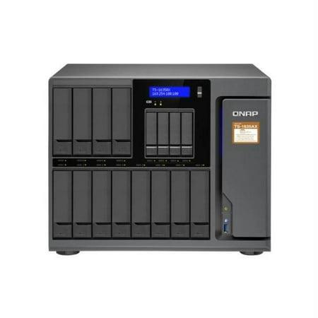 QNAP TS-1635AX-8G-US Marvell ARMADA 8040 ARMv8 Cortex-A72 1 6GHz