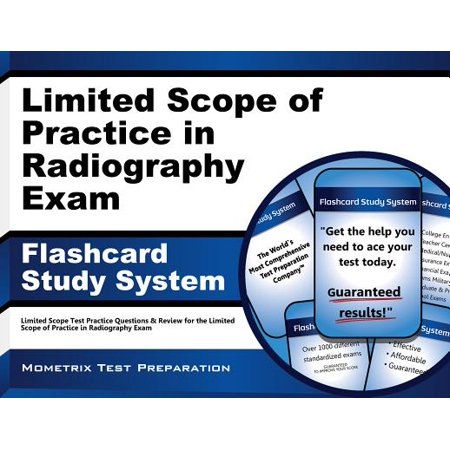 Limited Scope of Practice in Radiography Exam Flashcard Study System : Limited Scope Test Practice Questions and Review for the Limited Scope of Practice in Radiography (Oauth Scopes Best Practices)