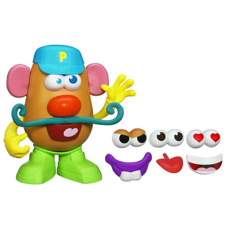 PLAYSKOOL MR. POTATO HEAD TATER TUB Set (Mr Potato Head Large)