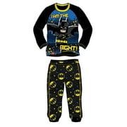 Lego Batman Boy's 2 Piece Pajama Set(Little Boys & Big Boys)