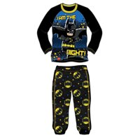 Lego Batman Boy's 2 Piece Pajama Set(Little Boys & Big Boys)