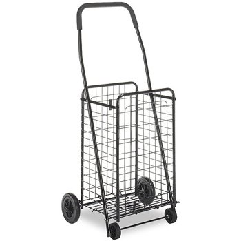 Whitmor Deluxe Rolling Utility Cart