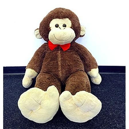 52inch Jumbo Sized Monkey Walmart Com