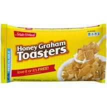 Breakfast Cereal: Honey Graham Toasters