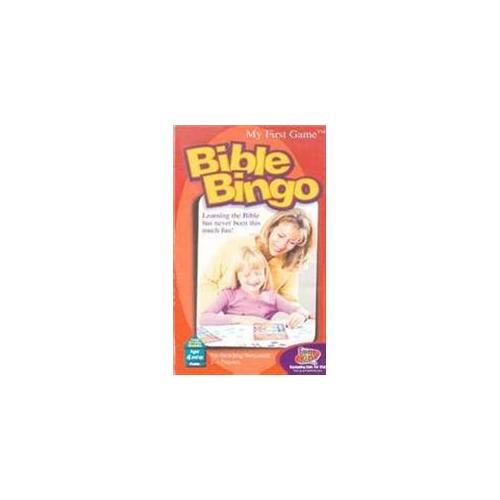 Image of Game-Bible Bingo Board Game (2-4 Players)