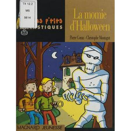 La momie d'Halloween - eBook - Tapas D'halloween