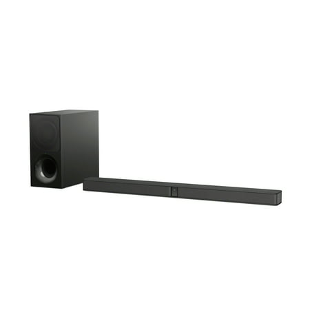 "Sony HT-CT290 2.1 Channel 300W Soundbar System with 5"" Wireless Subwoofer"