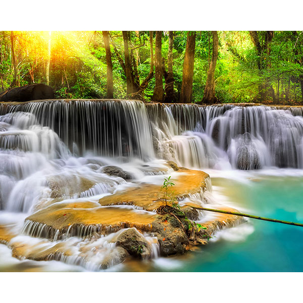 ohpopsi Mystical Waters Wall Mural