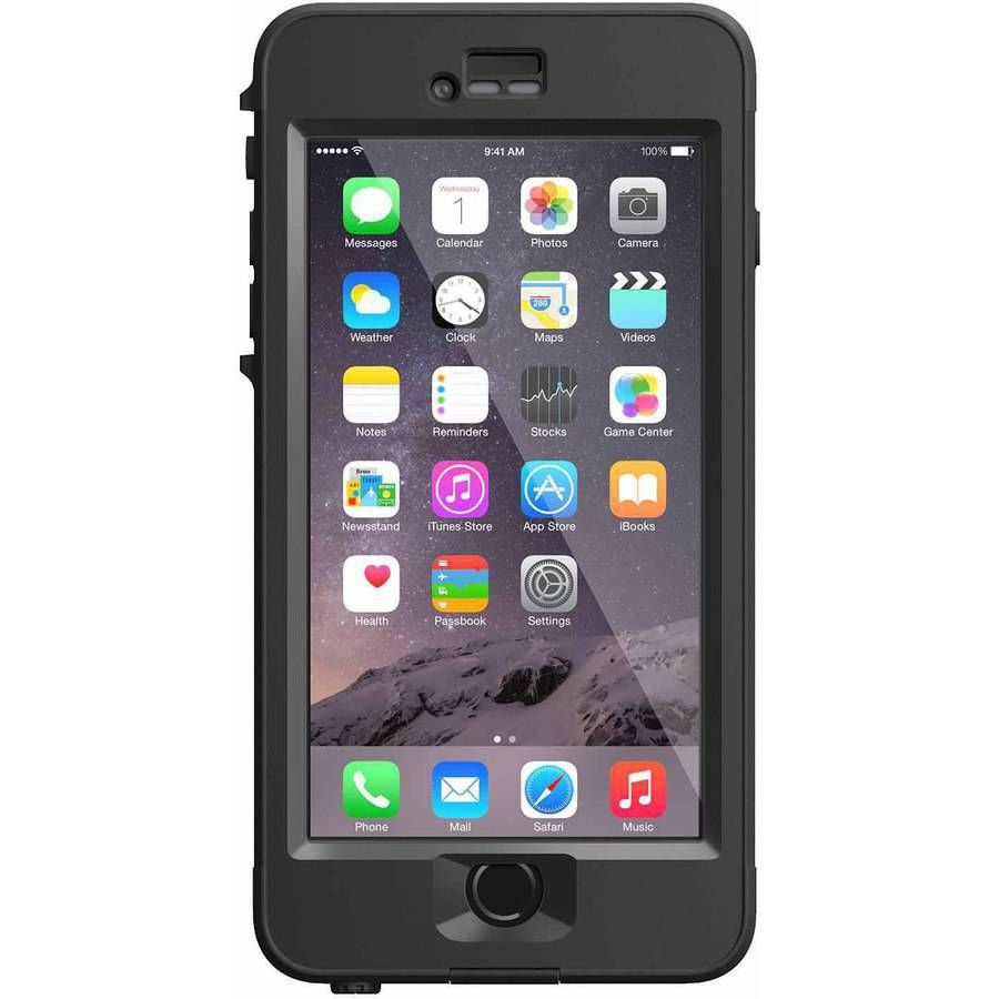 iPhone Lifeproof nuud case
