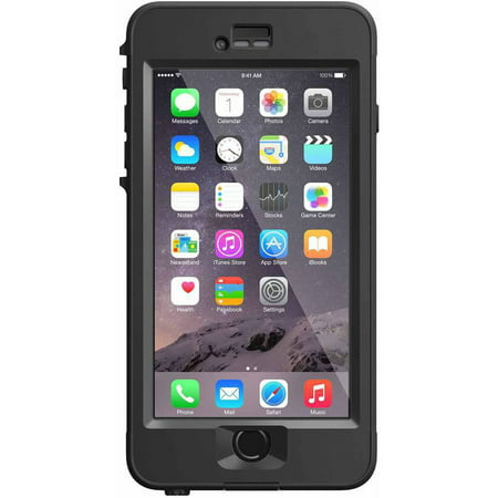 Black Lifeproof Case Iphone 5