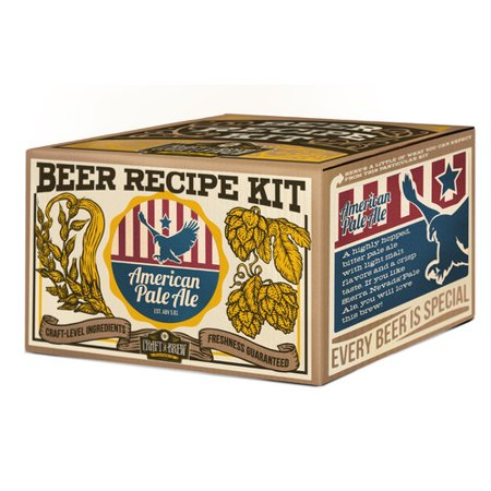 Craft A Brew American Pale Ale Review